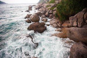 Waves in the ocean