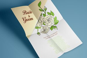 Roses desidn + pattern