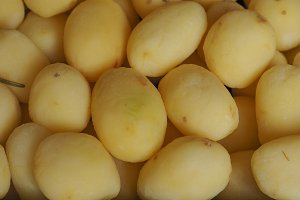 small potato vegetables