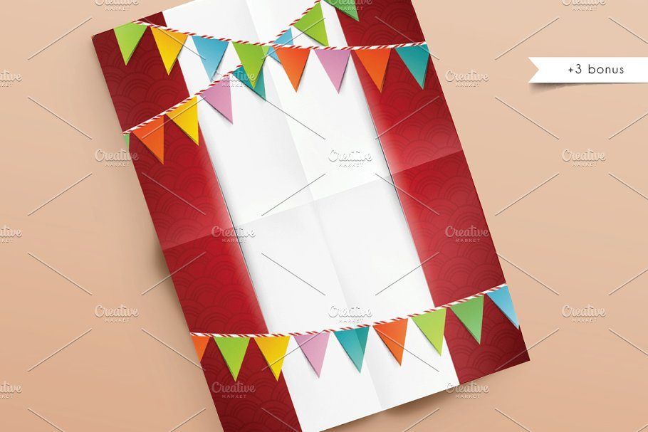 Templates for party in Invitation Templates - product preview 8