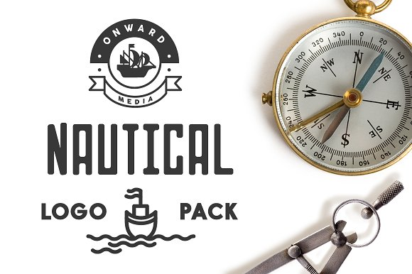 Nautical Logo Pack