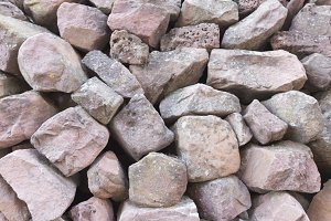 Brown stone background