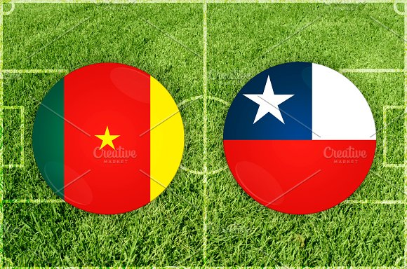 Cameroon Vs Chile Football Match