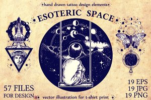 Esoteric space