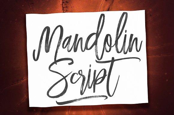 Mandolin Script