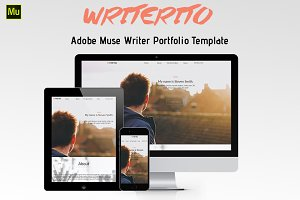 Writerito - Muse Template for Writer