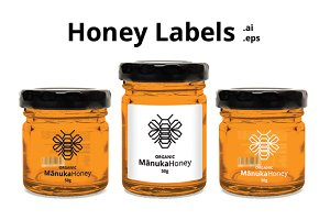 Honey Labels v3