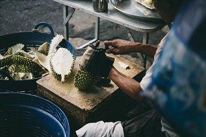 Durian Fruit, Thailand