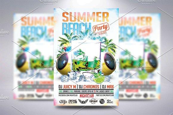 Summer Beach Party Vol.2