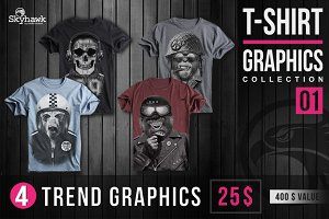 Photoprint Tee Shirt Graphics