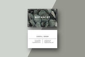 Business Card Templates Kit