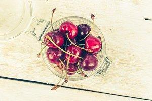 Wild cherry sweet merry