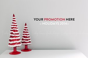 Christmas Holiday Promotion Image