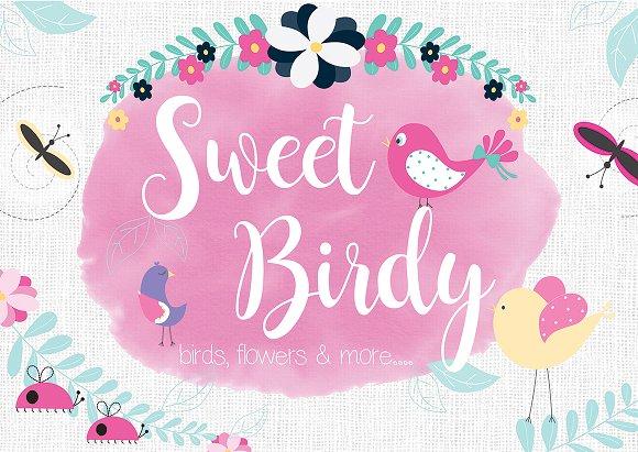 Sweet Birdy