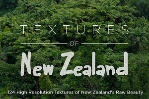 Textures of New Zealand - Bundle