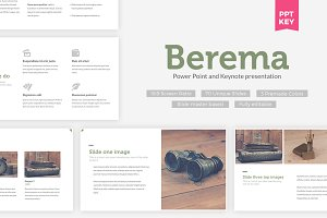 Keynote + Powerpoint Bundle - Berema