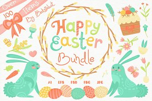 Happy Easter - Bandle