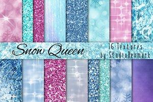 16 Ice, Glitter, & Bokeh Textures