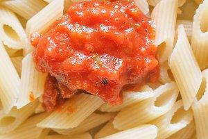 Tomato Pasta al Pomodoro