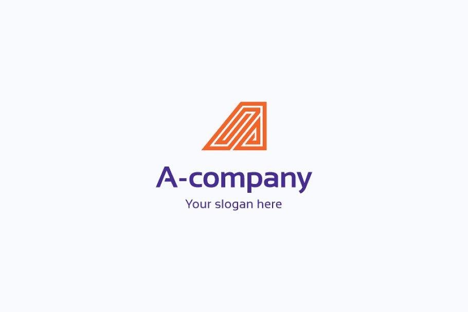 A company logo in Logo Templates