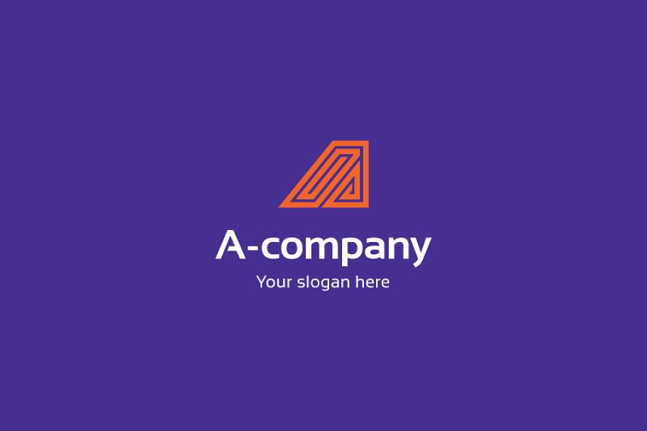 A company logo in Logo Templates - product preview 1