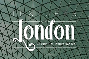 Textures of London - Photo Pack
