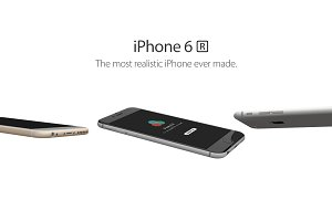 iPhone 6r 3D Models [3D Models Only]