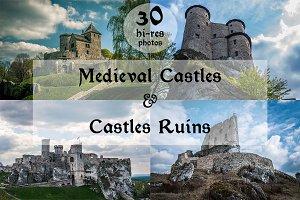 Castles & Ruins Photo Pack