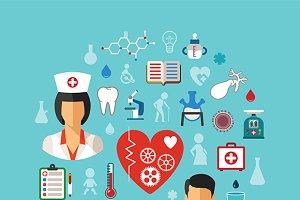 Healthcare & medicine concept