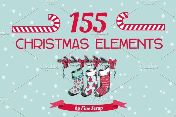 50 Brand New Christmas Designs to Inspire Your Holiday Projects ...