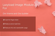 Divi Lazyload Image Module by  in Plugins