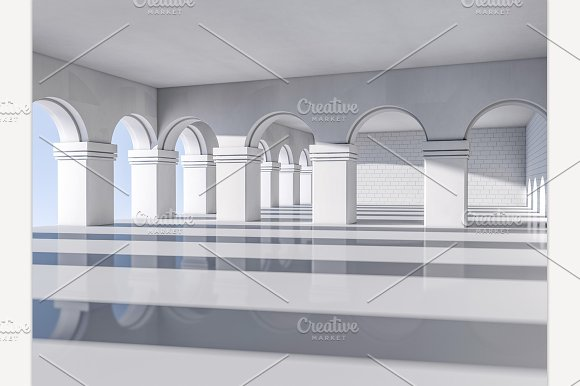 Classic Ancient Interior