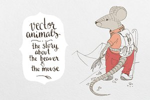 Vector animals.