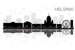 Helsinki City skyline