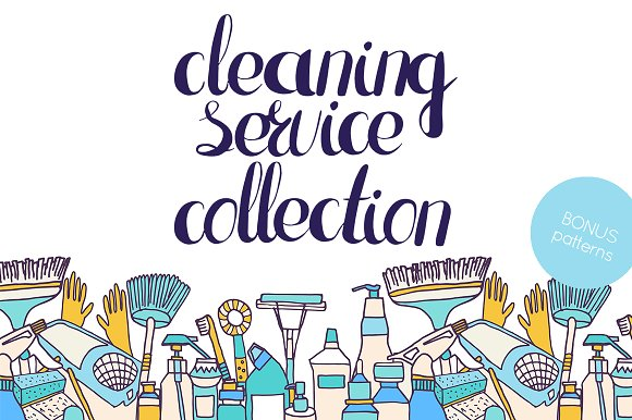 Cleaning Service Collection