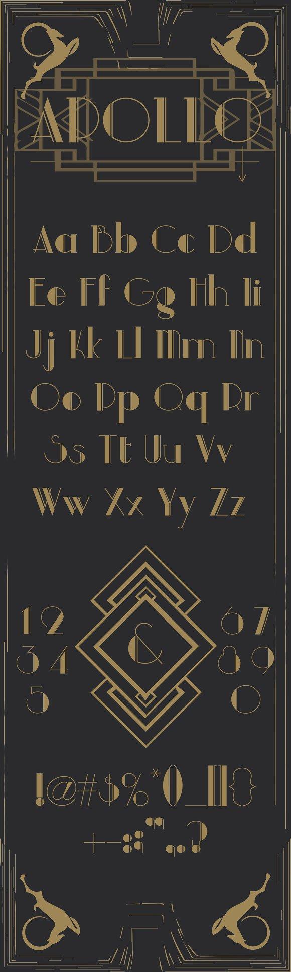 Apollo A Modern Sans Serif