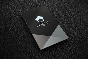 [SALE] Poligon Business Card
