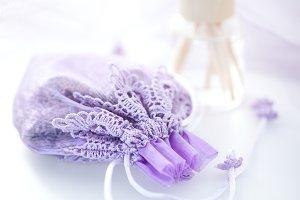 Lavender Sachet & Reed Diffuser