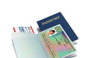Malta schengen visa, passport