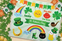 50% OFF - St Patrick's Day Stickers