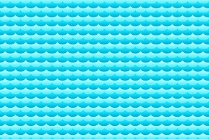 Blue sea waves minimal texture