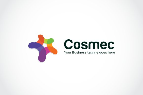 Cosmec Logo Template in Logo Templates - product preview 1