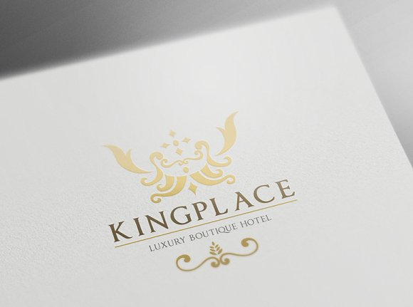 Boutique Hotel in Logo Templates - product preview 1