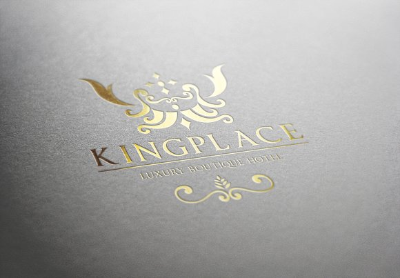 Boutique Hotel in Logo Templates - product preview 2