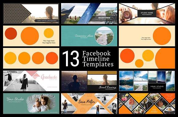 Facebook Timeline Cover Templates 01