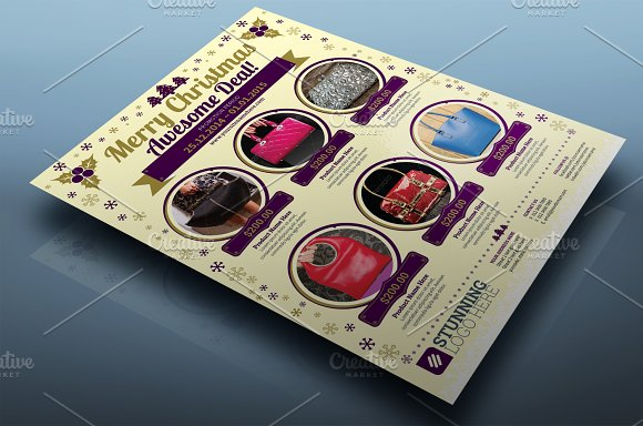 Multipurpose Product Promotion Flyer in Flyer Templates - product preview 2