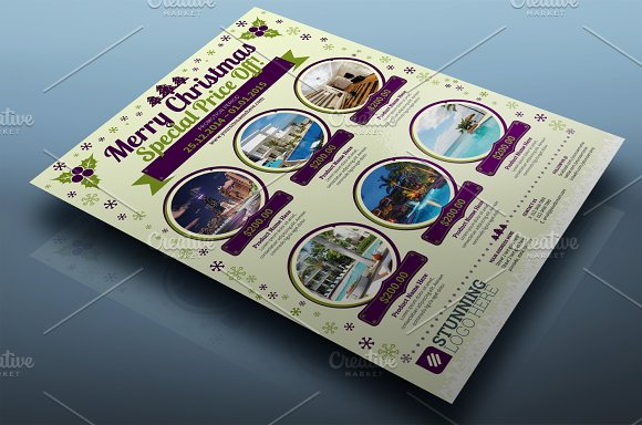 Multipurpose Product Promotion Flyer in Flyer Templates - product preview 3