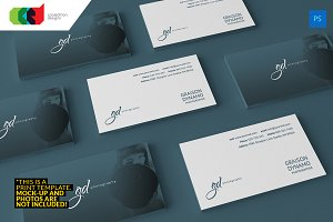 Elite Photography Business Card 1