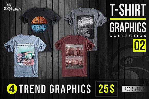 Tee Shirts Trend Graphics