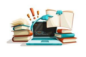 Modern computer technologies education
